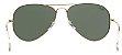 Óculos de Sol Ray-Ban Aviador RB3025 - Verde - Imagem 3