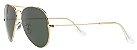 Óculos de Sol Ray-Ban Aviador RB3025 - Verde - Imagem 2