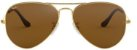 Óculos de Sol Ray-Ban Aviador RB3025 - Marrom - Imagem 1