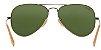 Óculos de Sol Ray-Ban Aviador RB3025 - Roxo Espelhado - Imagem 3
