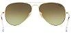 Óculos de Sol Ray-Ban Aviador RB3025 - Rosa Espelhado - Imagem 3