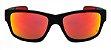 Óculos de Sol Oakley Jupiter Vermelho Squared Polarizado - Imagem 1