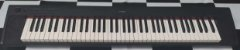 PIANO DIGITAL YAMAHA PIAGGERO NP31 USADO - Imagem 2