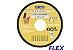 Disco Corte Ferro/Inox 7x1.6 Flex Lotus 4338 - Imagem 1