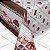 Toalha quadrada 1,40x1,40 Natal Raner - Imagem 1