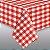 Toalha xadrez 1,35x1,35 - Imagem 1