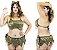Fantasia Erótica Tigresa -  Plus Size - Imagem 1