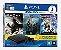Console Playstation 4 Slim 1tb Mega Pack 18 Com 3 Jogos - Imagem 1