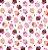 Scrunchie  - Amarrador de cabelo Cupcakes - Imagem 2