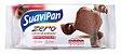 Bolo Zero Açúcar de Chocolate SuaviPan 250g - Imagem 1