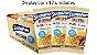 Bolinho de Amendoim Integral SuaviPan Display c/ 12 Unid - Imagem 1