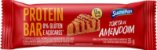 Barra de Proteína SuaviPan Torta de Amendoim Zero Açúcar Display c/ 12 Unid - Imagem 1