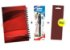 Kit Agenda Espiral 2019 Para Canhotos (modelo 1) + Caneta Energel SM/BLN115A (0.5mm) Azul + Caneta Pentel de brinde - Imagem 1
