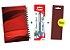 Kit Agenda Espiral 2019 Para Canhotos (modelo 1) + Caneta Energel SM/BLN25 (0.5mm) Preta + Caneta Pentel de brinde - Imagem 1