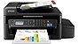 EPSON L575 ecotank Multifuncional completa com wifi e fax + 130ml de cada cor ( EXCLUSIVO ) - Imagem 1