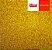 P.S Filme de recorte SISER Glitter Dourado - SISER - ( 1mt X 50cm ) - G0020 - Imagem 1
