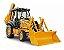 Kit Reparo Profundidade e Estabilizador Retro Case 580n 84259221 - Imagem 2