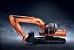 Rolete Superior Escavadeira Doosan DX225 - Para Eixo 55mm - Imagem 2