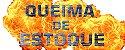 Adesivo de Vitrine Queima de Estoque Explosão - Imagem 2