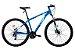 Bicicleta Trinx Alumínio Aro 29 M100 Max Freios Mecânico 24v - Azul - Imagem 1