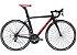Bicicleta Tropix Madrid Shimano Tiagra 10V Preto/Vermelho tamanho 52 - Imagem 1