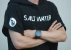Poncho Surf - Salt Water Brazil 2021 PRETO  - Imagem 2