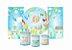 Super Kit Painel De Festa e Capas de Cilindro em tecido sublimado Lindos Brinquedos - Imagem 1