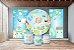 Super Kit Painel De Festa e Capas de Cilindro em tecido sublimado Lindos Brinquedos - Imagem 2