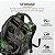 """Mochila Gamer Reforçada com Escudo Frontal, Porta USB, 4 Compartimentos Dedicados e Capa de Chuva Integrada GXT 1255 Outlaw 15,6"""" - Trust - Imagem 4"""