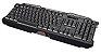 Teclado Gamer LED Iluminado 8 Teclas Multimídia GXT 280 - Trust - Imagem 1
