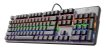 Teclado Gamer Mecânico Switches Red - GXT 865 Asta - Trust - Imagem 1