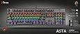 Teclado Gamer Mecânico Switches Red - GXT 865 Asta - Trust - Imagem 8