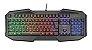Teclado Gamer GXT 830-W Avonn 12 teclas Multimídia Anti-Ghosting Iluminado - Trust - Imagem 5