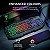 Teclado Gamer GXT 830-RW-C Avonn 12 Teclas Multimídia Anti-Ghosting Iluminado - Trust - Imagem 3