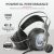 Headset Gamer 7.1 Surround GXT 4376 Ruptor Iluminado - PC e Laptop - Trust - Imagem 6
