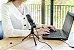 Microfone USB Streamer de Alto Desempenho Estilo Estúdio com Tripé - PC e Laptop - Voxa 22810 - Trust - Imagem 9