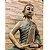 Escultura Buda Meditando - Grande - Imagem 2