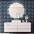 Placas decorativas 3D Poliestireno Mini Estrelar m² - Imagem 2