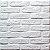 Placas decorativas 3D Poliestireno Tijolinho m² - Imagem 3