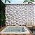 Placas decorativas 3D Poliestireno Trapézio m² - Imagem 5