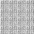 Placa decorativas 3D Poliestireno Origami - Imagem 2