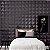 Placas decorativas 3D Poliestireno Prisma m² - Imagem 2
