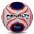 Bola de Futebol Futsal Penalty S11 R2 X - Branco e Azul - Imagem 1