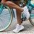Tênis Chunky Dad Sneaker Via Marte 19-12103 Feminino - Branco - Imagem 2
