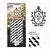 Pelicula Graficos Calcada Sp Preto e Branco - Imagem 1