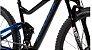 Audax FS600 Full SLX Preto e Azul - Imagem 5