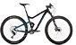 Audax FS600 Full SLX Preto e Azul - Imagem 1