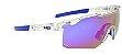 Óculos HB Shield Evo R Clear Multi Purple - Imagem 3