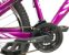 Bicicleta Aro 26 Gios FRX Roxo e Preto - Imagem 3
