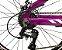 Bicicleta Aro 26 Gios FRX Roxo e Preto - Imagem 2